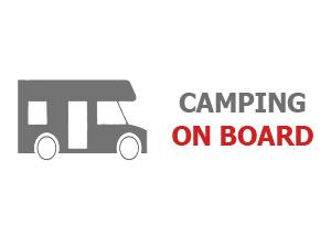 Traghetti Ancona – Igoumenitsa - Anek-Superfast 2019 – Campeggio a bordo