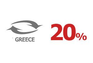 Traghetti per la Grecia (Rotte Internazionali) - Grimaldi Lines 2019 – 20% Sconto di Ritorno
