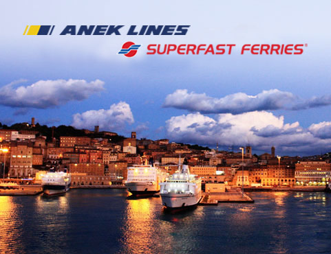 Anek-Superfast 2017 – Sconto Early Booking